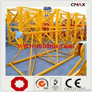 Tower Crane Building Equipments in China