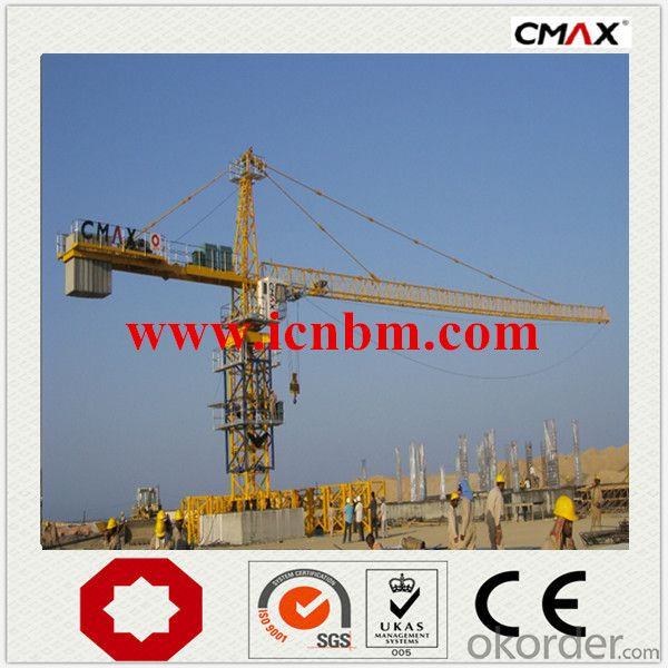 Tower Crane Lifting Machines with High Quality