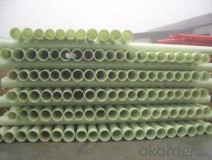 GRP FRP Pipes Sea Water Pipe Series DN 250
