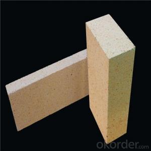 Low Porosity Fireclay Brick for Glass Kiln