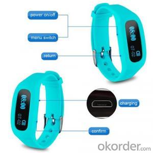 Wireless Activity+Sleep Multi-function Smart Watch Tracker Wristband