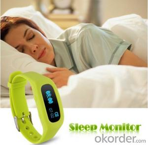 2015 Factory Best Price Wristband Calories Pedometer,Smart Sport Bracelet, Bluetooth Pedometer
