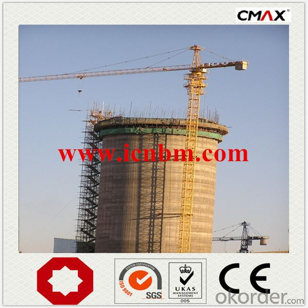 Tower Crane TC5013A(QTZ63) Qualified Supplier