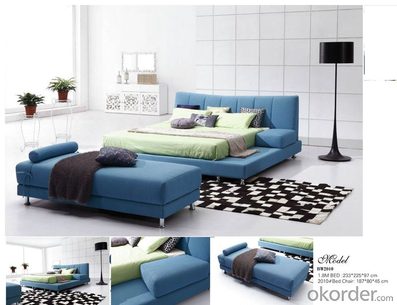 Bedroom Bed Furniture with Fashionable Style