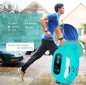 Wireless Activity+Sleep Multi-function Smart Watch Tracker Wristband