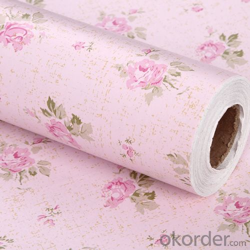 Self-adhesive Wallpaper Top Level Home Decoration Material Factory in China Wallpaper