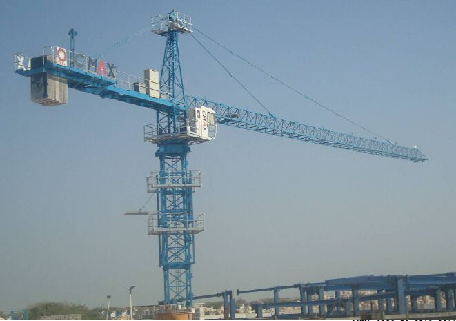 Tower Crane Parts Brand New Tower Crane sold on Okorder