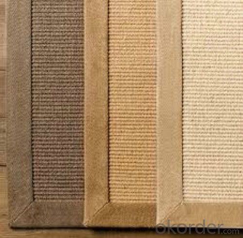 Sisal Carpet Natural Waterproof Wall to Wall