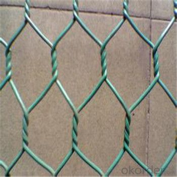 Hexagonal Wire Netting for Building Materials with Good Anti-Corrosion