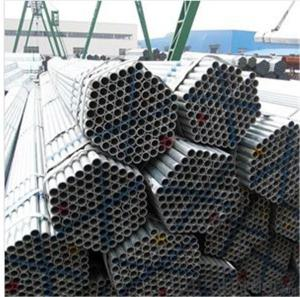 Galvanized Scaffolding Tube 48.3*2.75*6000mm Q235B Steel Standard EN39/BS1139 for Sale CNBM