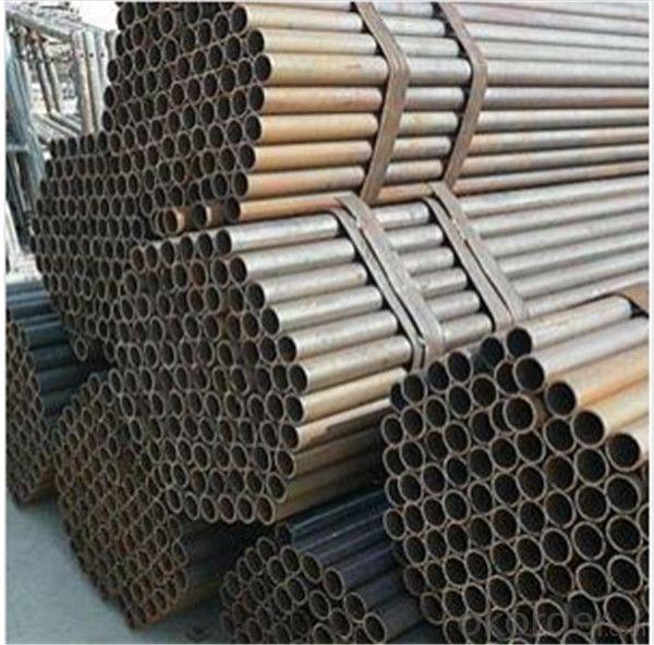 Black Scaffolding Tube 48.3*3.6 Q235 Steel Standard EN39/BS1139 CNBM