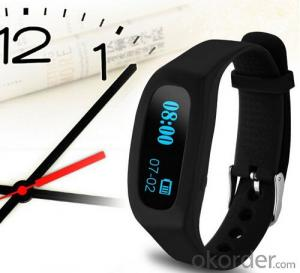 Bluetooth Smart Wristband 2015 Fashion Smart Watch,Smart Alarm