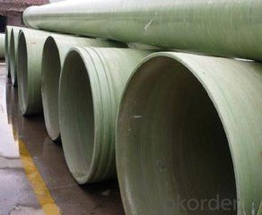 GRP FRP Pipes Sea Water Pipe Series DN 150