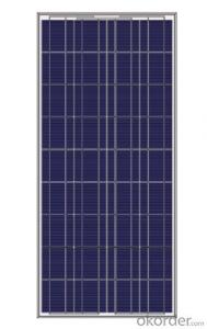 Polycrystalline Silicon Solar Module Type CR140P-CR120P