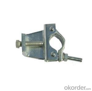 British Pressed Grider Coupler for Scaffolding Q235 Q345 CNBM