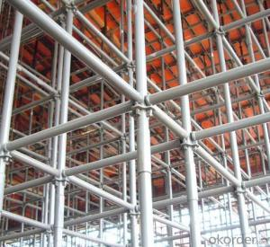 Steel Ladder Scaffolds System whole sale CNBM