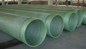 GRP FRP Pipes Sea Water Pipe Series DN 450