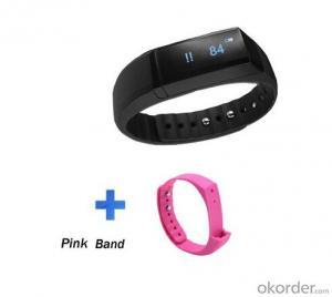 2015 Newest Bluetooth Smart Bracele Smart Waterproof Intelligent Wear Devices