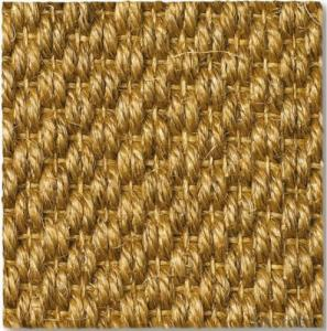 Natural Sisal Carpet for Commercial from China