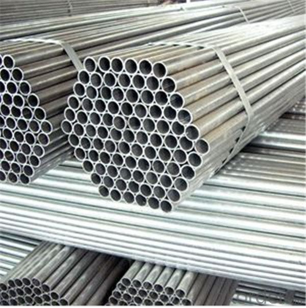 Galvanized Scaffolding Tube 48.3*3.0 Q235B Steel Standard EN39/BS1139 for Sale CNBM