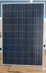 Polycrystalline Solar Panel Silicon 180W