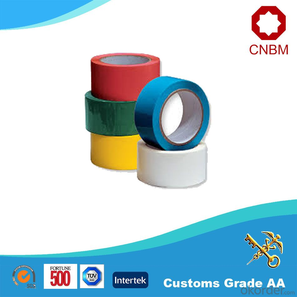 Bopp Tape Long Holding Power and Strong Adhesion for Caron Sealing and Packaging