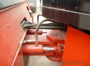 Hydraulic Double Drum Vibratory Roller LTC214