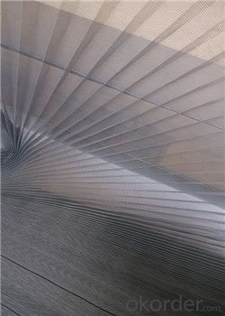 Polyester Pleated Mosquito Net for Pleated System