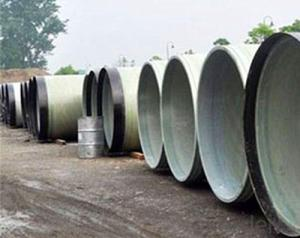 FRP Liner Pipe/Fiberglass Reinforced Pultruded Pipe