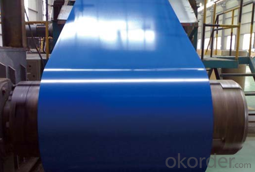PPGI Prepainted Galvanized Steel Coil With Different Width
