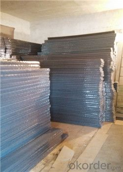 Fiberglass&Polyester Pleated mesh for Plisse Door