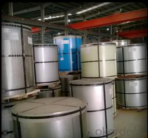 Pre-Painted Color Coated Galvanized Steel Coil of Different Width
