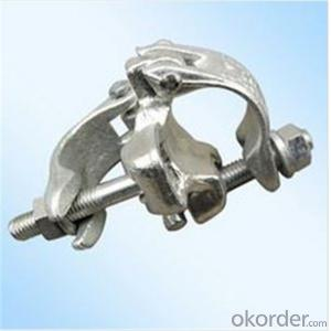 British Drop Forged Double Coupler Fixed Coupler  for Scaffolding Q235  CNBM