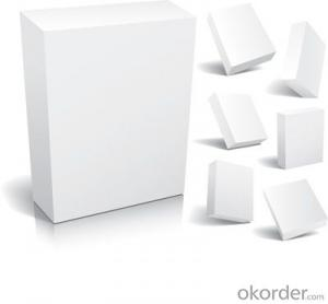 Package Box with Very Thick and Hard paper Sheets at Low Price