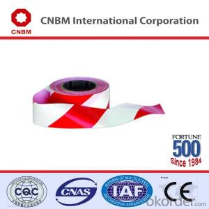 PVC Floor Marking Tape for Decorating and Surface Protecting