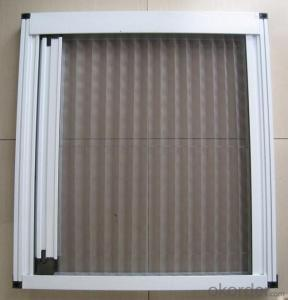 Polyester Insect Pleated Screen Mesh in 14*14