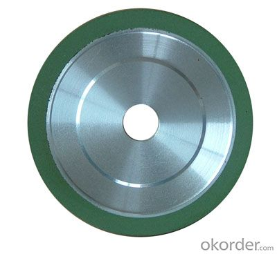 Regulating Wheels For Centerless Grinding Machine