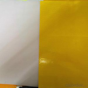 Honeycomb Reflective Sheeting for Advertisting and Traffic Signs