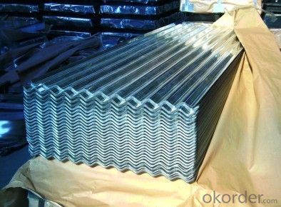 galvanized corrugated steel sheet high quality
