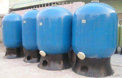 FRP Tank Fiberglass Reinforced Plastic Tank High Quality