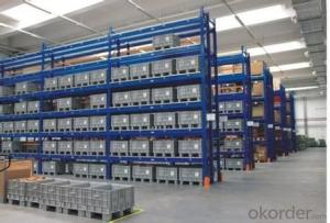 Heavy Duty Pallet Racking System for Warehouses
