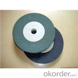 Grinding Wheels of Brown Fused Alumina Resinoid