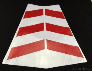 PVC Honeycomb Reflective Vinyl Roll PVC Prismatic Reflective Sheet