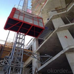 Building Hoist 1200kg without Counterweight