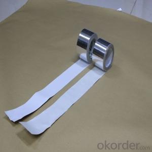 Aluminum Solvent-Based Adhesive Tape 30mic