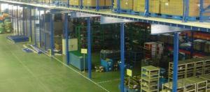 Steel Platfor Type for Warehouse Storage