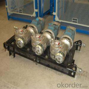 Building Hoist SC120/120 New Twin Cage for Sale