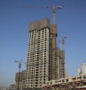 Tower Crane TC5610-F-40 for Construction