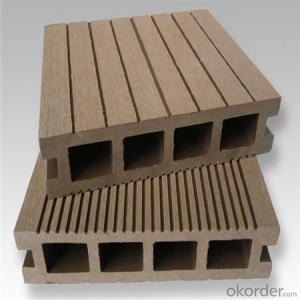 Waterproof Interlocking Composite Decking from China