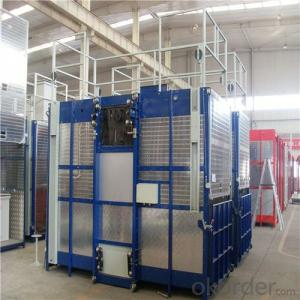 Building Hoist Counterweight 2500k'g Lifting